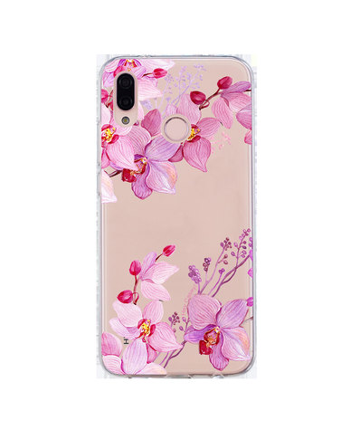 buy popular 8fbcd ddceb Hey Casey! Phone Case Cover for Huawei P20 Lite - Orchids design