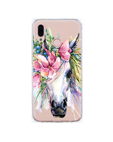 Hey Casey! Phone Case Cover for Huawei P20 Lite - Boho Horse design