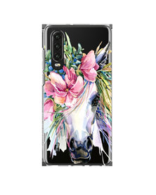 Hey Casey! Phone Case Cover for Huawei P30 - Boho Horse design