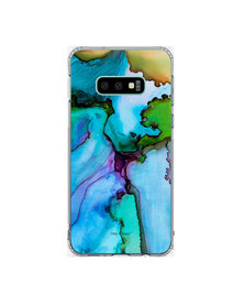 Hey Casey! Phone Case Cover for Samsung S10e - Blue Ink design