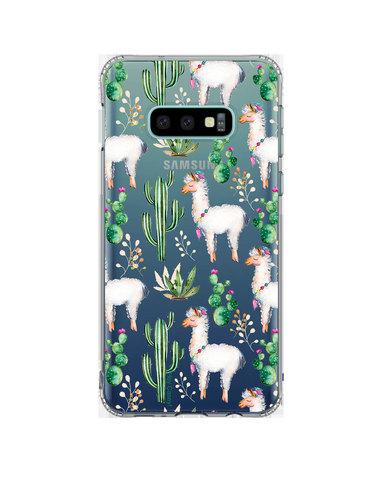 Hey Casey! Phone Case Cover for Samsung S10e - llama design