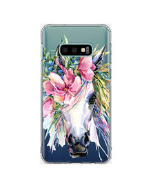Hey Casey! Phone Case Cover for Samsung S10e - Boho Horse design
