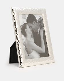 UMBRA Cleo Photo Frame Silver
