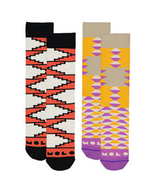 Molo Kente Collection – Multi 2 Pairs