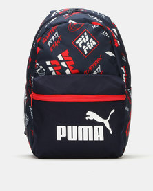 Puma Sportstyle Core Peacoat Phase Small Backpack