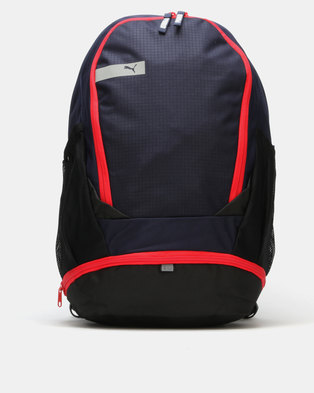 258035fa40 Puma Sportstyle Core Vibe Backpack Navy