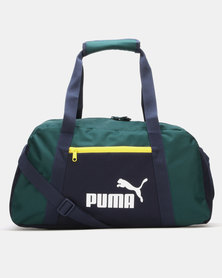 Puma Sportstyle Core Phase Sports Bag Green