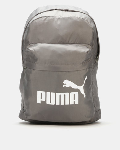 Puma Sportstyle Core Classic Backpack Grey
