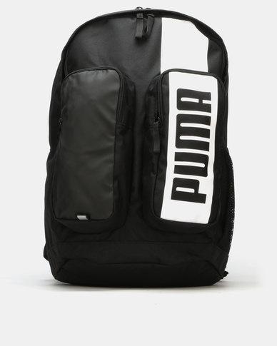 Puma Sportstyle Core Deck Backpack II Black