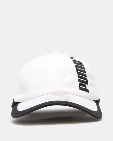 Puma Sportstyle Prime Premium Archive BB Cap White