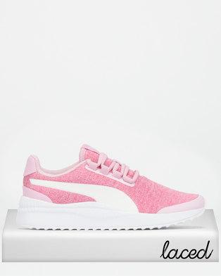 Puma Pacer Next FS Knit Jr Sneakers Pink