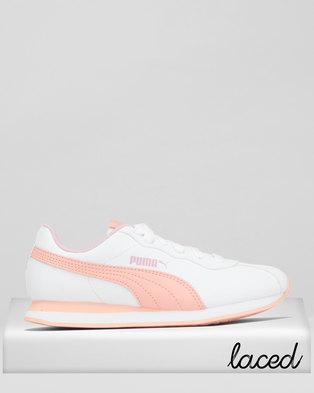 Puma Turin II Jr Sneakers White
