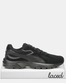 Puma Sportstyle Core Axis Plus SD Sneakers Puma Black/Puma Black/Asphalt