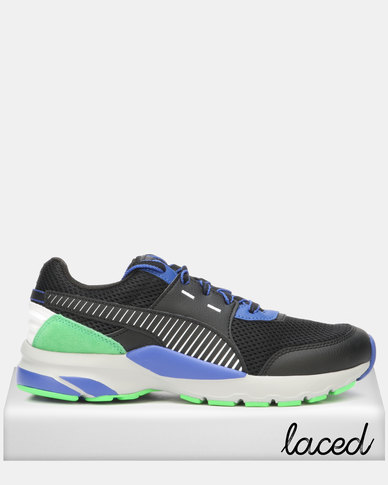 Puma Sportstyle Core Future Runner Premium Sneakers Puma Black/Surf The Web/Andean Toucan