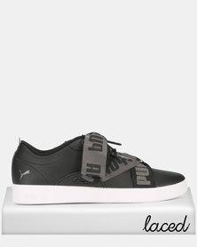 1888a7a1ca95a Puma Sportstyle Core Puma Smash Wns BKL Sneakers Bold Puma Black/Dark  Shadow/Puma
