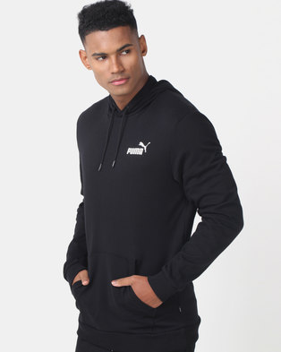 Puma Sportstyle Core ESS Hoodie FL Black