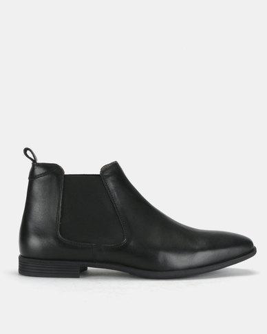 Watson Elite Benin Boots Black