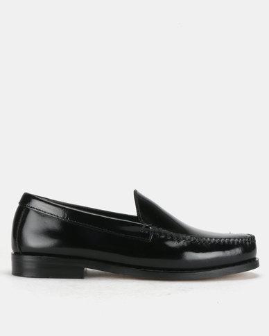 Watson Elite Hi Shine Formal Shoes Black