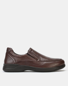 Step On Airs Genildo Casual Shoes Brown