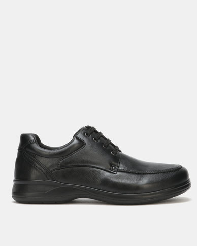 Step On Airs Genildo Black Casual Shoes