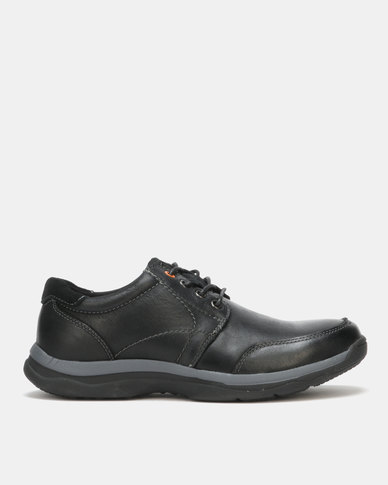 Step On Airs Drift Black Casual Shoes