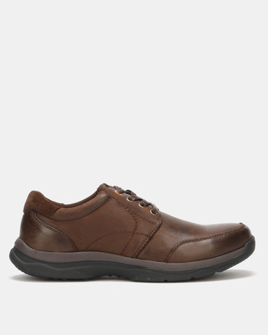 Step On Airs Drift Coffee Casual Shoes