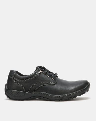 Step On Airs Jensen Black Casual Shoes