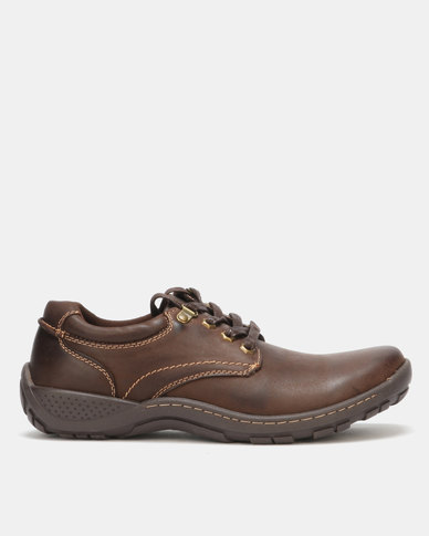 Step On Airs Jensen Coffee Casual Shoes