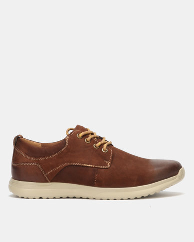 Step On Airs Mendyl Brown Casual Shoes