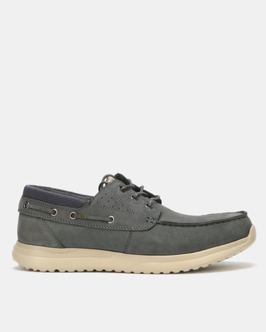 Step On Airs Mendyl Grey Casual Shoes