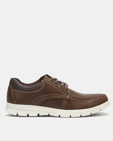 Step On Airs Bowdan Light Coffee Casual Shoes