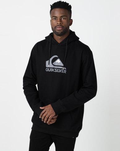 47cb8bd46f Quiksilver The Mountain Sweatshirt Black