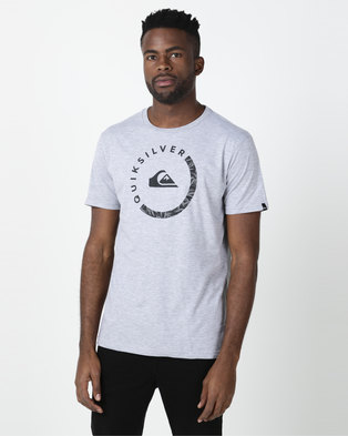 Quiksilver Slab Session T-shirt Grey