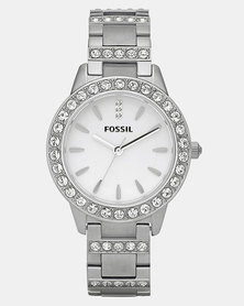 Fossil Jesse Stainless Steel Watch Silver