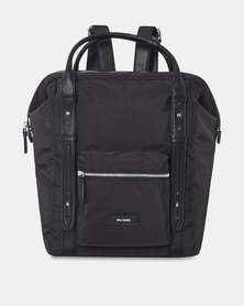 Picard Backpack Burner Black