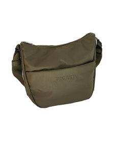 Picard Hitec Shoulder Handbag Olive