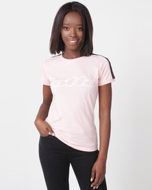 Lotto Athletica II Tee W Pink