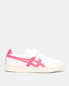 Onitsuka Tiger GSM PS Sneakers White/Pink