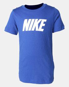 Nike B NSW Tee Block Blue
