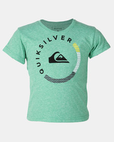 Quiksilver Roundabout Toddlers Tee Green