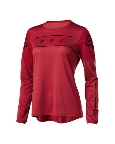 Womens Flexair LS Jersey