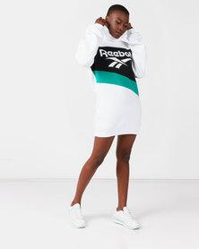 Reebok CL V P Hooded Dress White