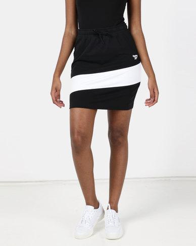 Reebok CL V P Jersey Skirt Black