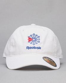 Reebok CL FO Starcrest Cap White