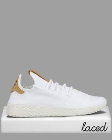 adidas Originals PW Tennis HU W FTWWHT/FTWWHT/RAWSAN