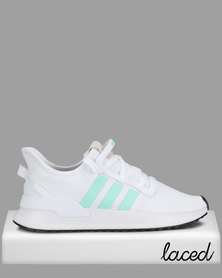 1ffb24d8c adidas Originals U_Path Run W FTWWHT/CLEMIN/CBLACK