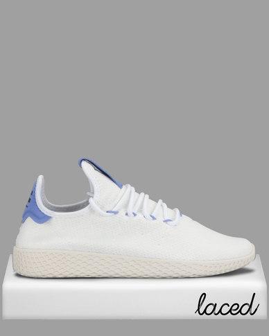 adidas Originals PW Tennis HU ftwr white/real lilac/chalk white