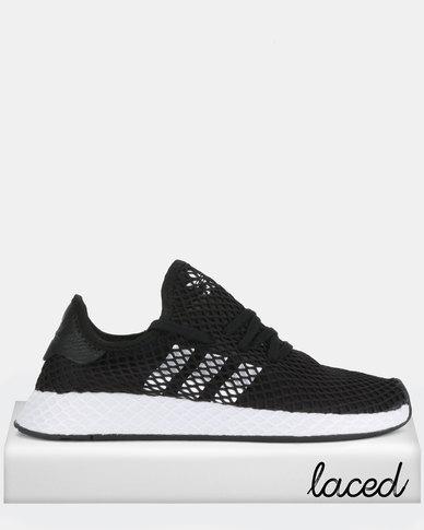 adidas Originals Deerupt Runner CBLACK/FTWWHT/CBLACK