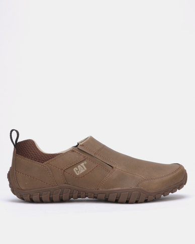 Caterpillar Opine Casual Shoes Dark Beige