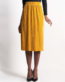 Marique Yssel Boxy Skirt - Dijon